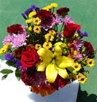 30. Large Fresh Thanksgiving Bouquet of Mixed Flowers