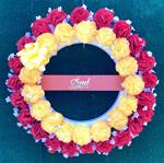 30. **SOLD OUT** Silk DAD Wreath