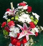 c. Christmas Fresh Bouquet