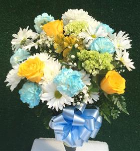 04. Large Fresh Bouquet for Dad