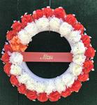 30.  **SOLD OUT** Our Large MOM Silk Wreath