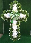 45 e. St. Patrick's Day 18 inch Cross