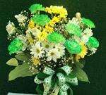 45a. St. Patrick's Day Fresh Bouquet