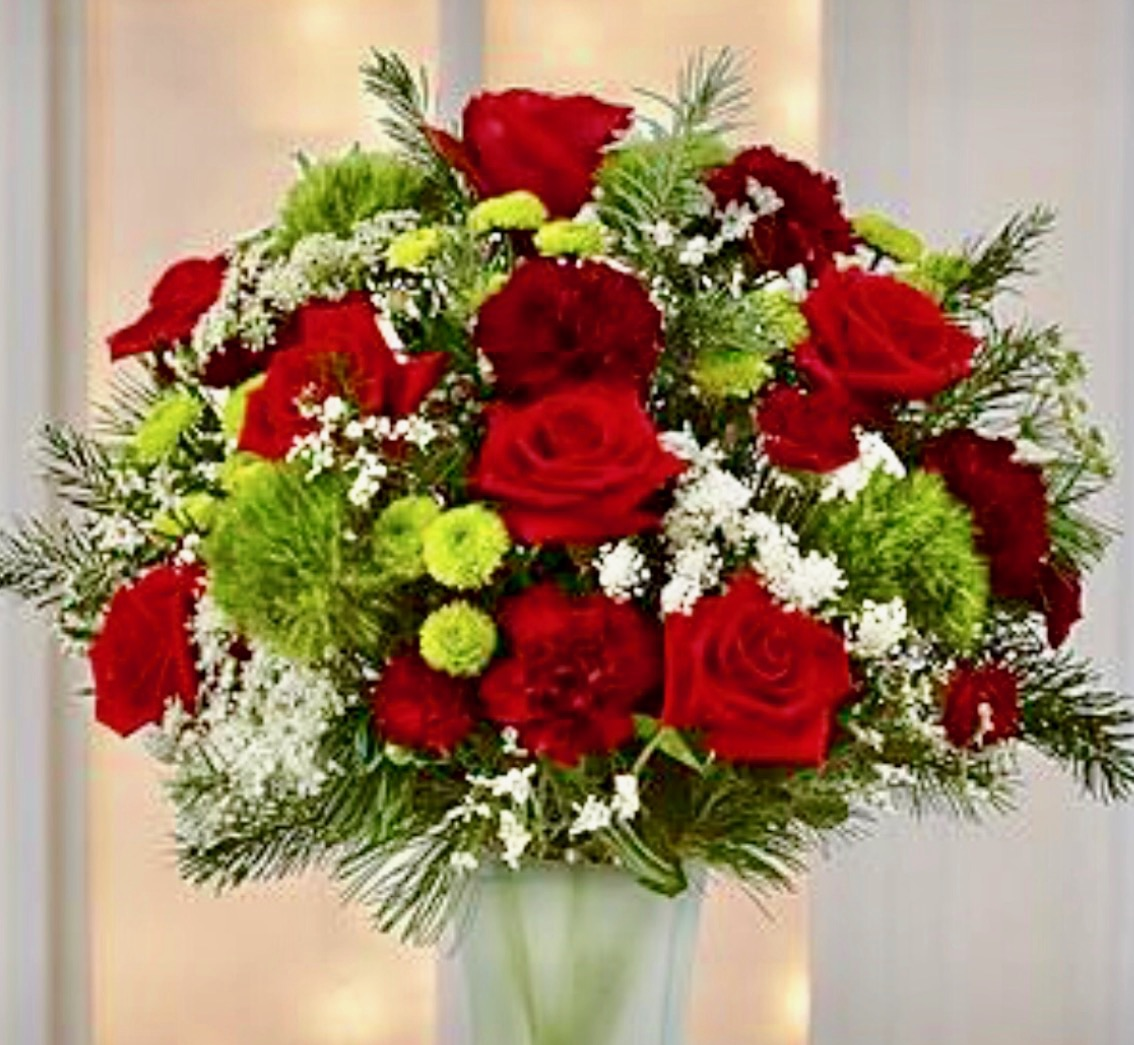 35 D Our Largest Christmas Bouquet National Floral Design